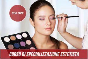 Corso Specializzazione Estetista