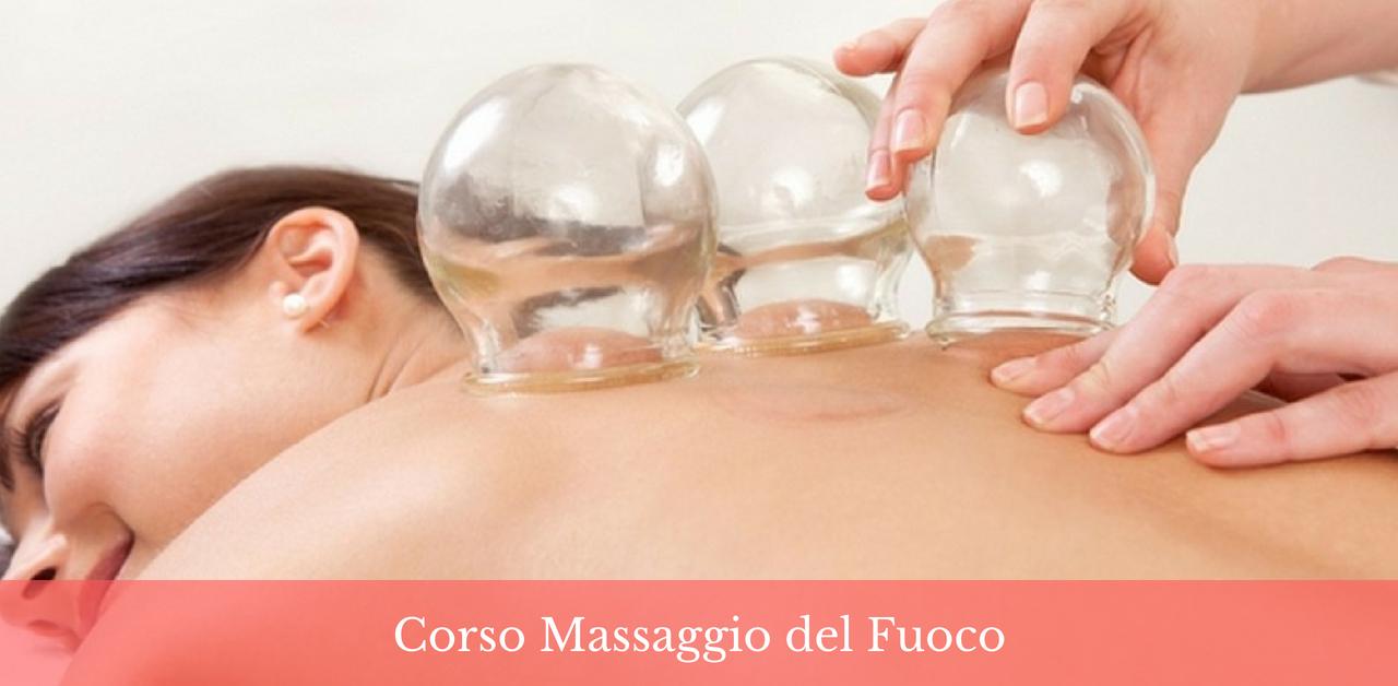 Corso di Massaggio del Fuoco